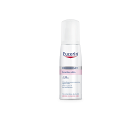 EUCERIN DESODORANTE BALSAMO PIEL SENSIBLE PH-5 SPRAY  75 ML
