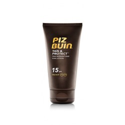 PIZ BUIN TAN & PROTECT SFP15+ LOCION 150 ML